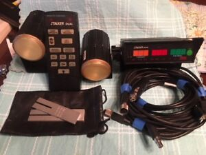Applied Concepts Stalker Dual Ka Antenna Police Traffic Radar Same Lane Fastest
