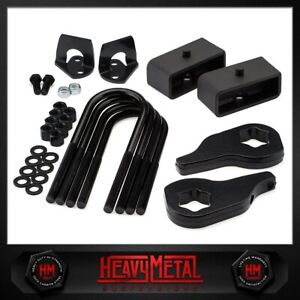 3 Front 2 Rear Lift Kit For 2002 2005 Dodge Ram 1500 Shock Extenders