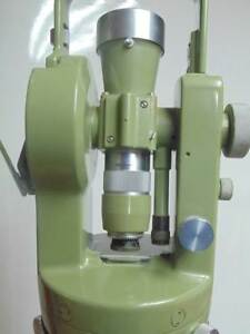 Theodolite Wild Heerbrugg T1a Serial 213790 Surveying Instrument
