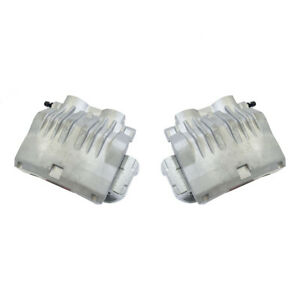 Front Oe Brake Calipers Pair 1999 2000 2001 Ford Mustang