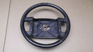 1990 93 Mustang Gt 5 0 Black Leather Wrapped Steering Wheel Cobra Lx 5 0 91
