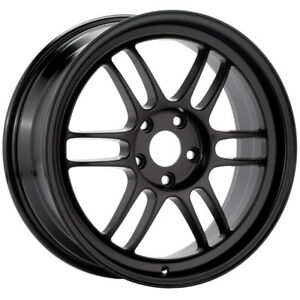 Enkei Wheels Rpf1 18x9 5 5x114 3 Et15 Cb73 Black