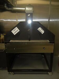 Gas Fired Pizza Oven Italian neapolitan Style Gas Fired Deck Hearth Oven