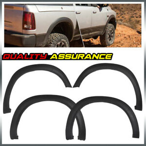 Fender Flares Cover Protector For 2009 2018 Dodge Ram 1500 Factory Oe Style
