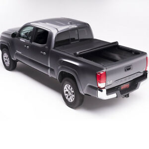 For 2007 2018 Toyota Tundra Roll Up Lock Soft Tonneau Cover 6 5ft 78 Short Bed