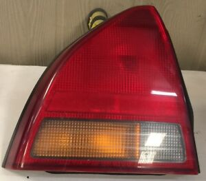 1995 Honda Prelude Tail Light Rare Great Condition Pair Left And Right