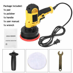 700w 220v Car Polisher Waxer Tool Electric Polishing Buffing Replacement Kits