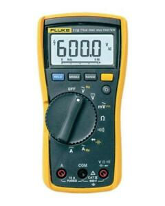 Fluke 115 Compact True rms Digital Multimeter With A Nist traceable Calibration