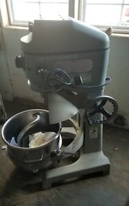 Spar 60 Qt Commercial Mixer With Stainless Bowl Hook And Cheese Grater
