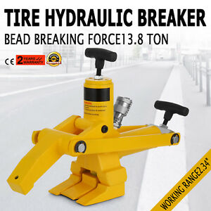 Tractor Truck Tire Hydraulic Bead Breaker Changer Commercial Equipment Buster