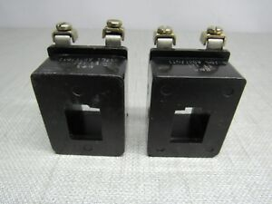 Reliance Electric 271 L1 Control Coil 110 120v 50 60 Lot Of 2