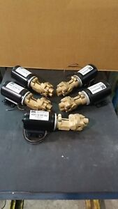 oberdorfer N991 32 Bronze Gear Pump k 32volt Oil Pumps Or Diesel Fuel Pumps