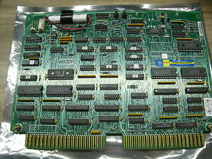 Ge Fanuc Memory Board Ic600lx648l 48k Used W Repaired Paperwork