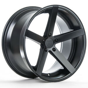 Rohana Wheel Rc22 20x9 5x120 35et Matte Black