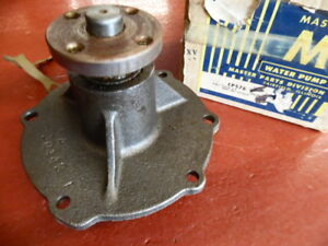 1958 1959 1960 Gmc Truck Water Pump