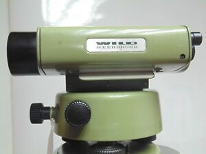 Level Wild Heerbrugg N2 Serial 383891 Surveying Instrument