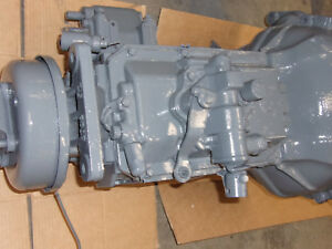 5 Speed Standard Manual Transmission Isuzu Npr Chevy And Gmc Free Shipping
