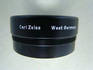 Carl Zeiss F 100 Surgical Microscope Objective Lens Opmi 1 Stereo Microscopes