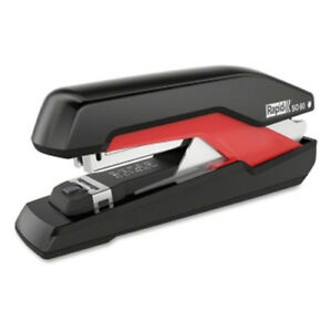 Rapid Omnipress 60 Black red Full Strip Stapler Rpd5000591