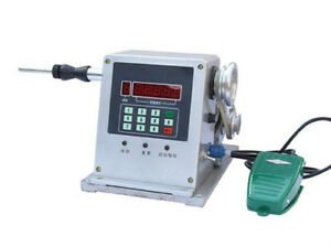 Computer Controlled Coil Transformer Winder Winding Machine 0 03 1 8mm Us1
