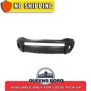 New Ch1000873 Bumper Cover Primed Front For Dodge Ram 1500 3500 2500 2007 2009