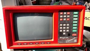 Snap On Counselor Ii Digital Diagnostic Analyzer Mt3000a