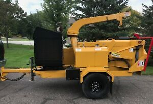 2010 Wood Chipper Woodsman 730 Turbo Diesel Vermeer Bandit Terex