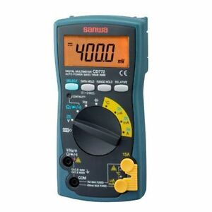 Sanwa Digital Multimeters Cd772 Japan Import