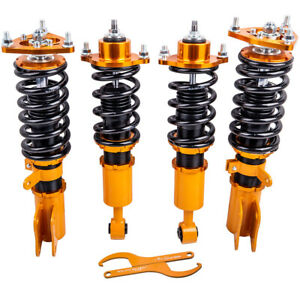 Coilovers Kit For Mitsubishi Lancer Es Sedan 4 Door 2008 2016 2 0l Adj Height