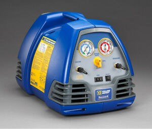 Ritchie Yellow Jacket 95700 Recoverx Refrigerant Recovery Machine