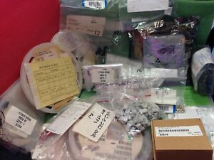 over 4 Lbs Box Of Electronic Parts Components view Pictures Well 11t