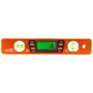 Swanson Svt200 9 inch Savage Digital Torpedo Level With Neodymium Magnets