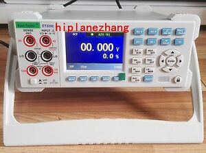 4 1 2 Bench Multimeter Square Wave 1hz 100khz 3 5 tftlcd Trigger Test Usb