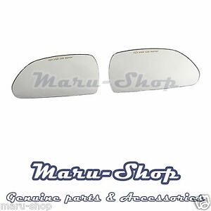 Blind Spot Side Rear View Mirror Glass For 02 08 Chevrolet Lacetti Nubira 4 5dr