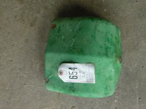 John Deere 620 Tractor Nose Cone Tag 654