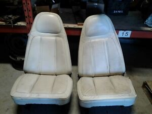 1971 Chrysler New yorker 300 Fury Polara Monaco Bucket Seat Pair
