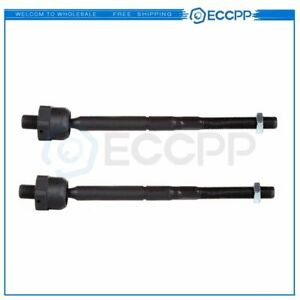 Front Inner Tie Rod End Links Kit For Ford Expedition F 150 Lincoln Navigator