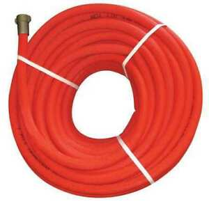 Armored Reel G54h1armye50f Booster Fire Hose single Jacket 50 Ft L