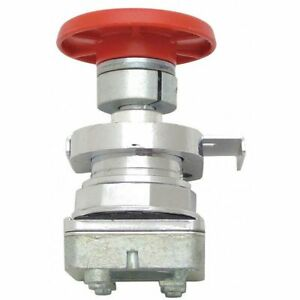 Push Button Plunger momentary 30 5mm red Rees 40102002