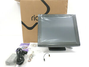 Fec Rm 1017 Pos Point Of Sale Monitor 17 W Elo Touch Aegis Series New