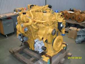 Caterpillar Engine C7 1 Acert Unused
