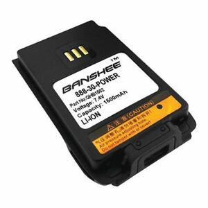 Banshee Qhb1502 Battery lithium ion fits Hytera