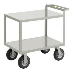 Little Giant G24369p 12 Ga Steel Utility Cart 1200 Lb Capacity
