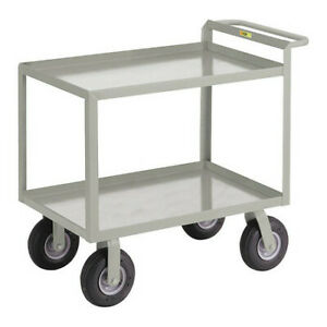 Little Giant Gl24369p 12 Ga Steel Utility Cart 1200 Lb Capacity