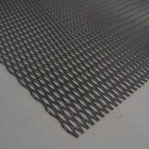 Expanded Sheet flat stl 8 X 4 Ft 1 4 20 Direct Metals 41f02520 48x96