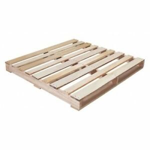 Partners Brand Cpw4848r 1 Recycled Wood Pallet 48x48 natural Wood pk10