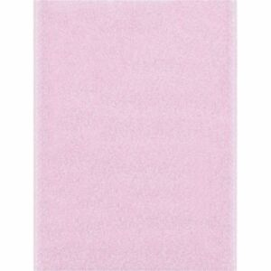 Anti static Flush Cut Foam Pouches 9 x12 pink pk150 Partners Brand Fp912as
