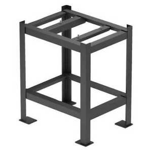 Zoro Select Tbl18x24stb Surface Plate Stand 18 In W stationary