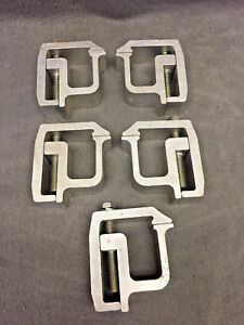 5 3074 Clamps For Mounting A Truck Cap Camper Shell Topper On Pickup