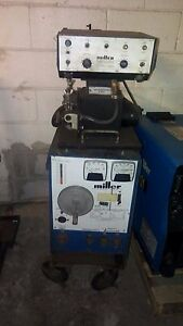 Millermatic Cp200 W wire Feeder